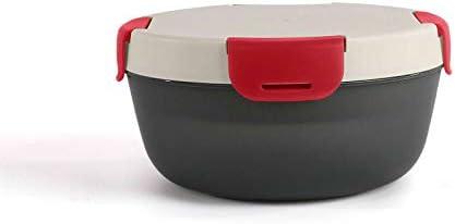 Fiambrera Redonda con nevera batería resistente - Fiambrera (lata ...