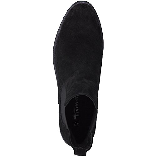 Femme 42 Chelsea Boots EU Tamaris 25461 Noir 21 Noir qIwAxnv76H