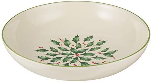 Lenox Holiday Entertaining Individual Pasta Bowl