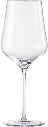 Eisch Sky Bordeaux Sensis Plus Lead-Free Crystal Wine Glass, Set of 2, 21.9-Ounce