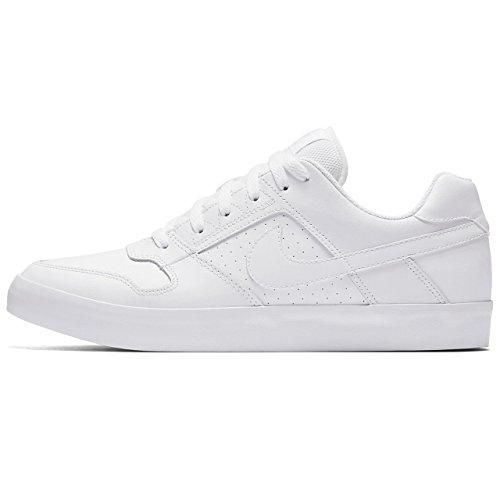 Nike SB Delta Force Vulc - Scarpe da Skateboard Uomo bianco/bianco-bianco Comprar Barato 100% Originales Mejor Auténtica 0Z1LXgDd