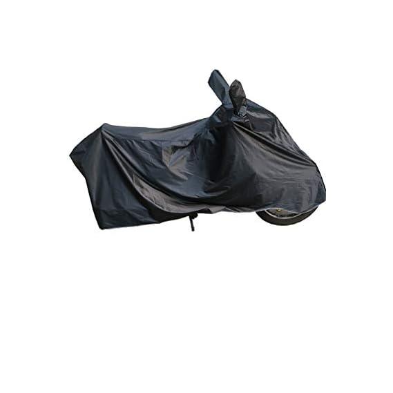 RiderShine Waterproof Bike Body Cover for Universal for Honda Activa 5G 6G, Activa 4G,Activa 125 TVS Ntorq, Honda Grazia