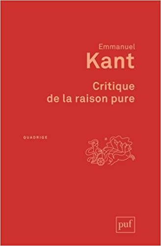 kant-critique-de-la-raison-pure