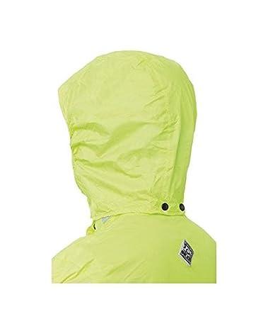 completamente impermeabile e traspirabile pioggia cappotto Tucano Urbano Nano Bullet/ /Super Compact