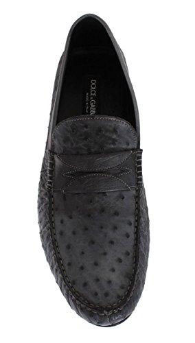 Dolce & Gabbana , Mocassins pour homme Gris gris