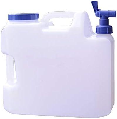 HLDJ Benna Esterna con Il Rubinetto di plastica Alcol Auto Portatile Benna Domestica Bagagli Benna con Coperchio (Size : 23l)