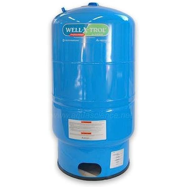 44-Gallon WaterWorker 153921 44Gal Vertical Well Tank Water Pumps ...