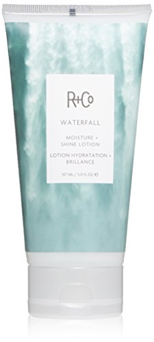 - R+Co Waterfall Moisture + Shine Lotion, 5 Fl Oz