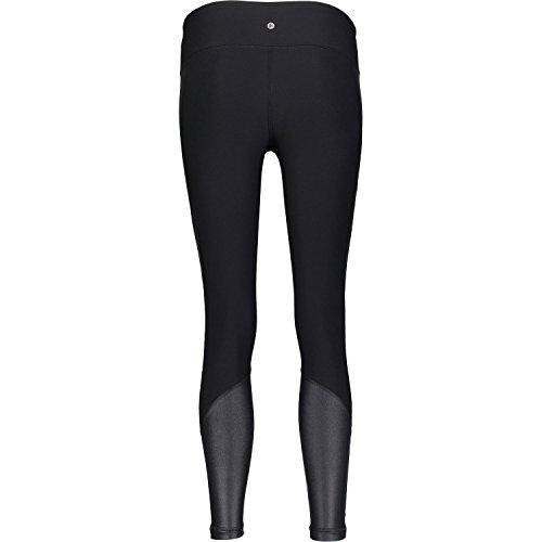 90degrés par Reflex–performances Legging–Absorbe la transpiration–Pw79750(Noir/noir) (Medium) cirée Pantalon de sport Yoga Jogging