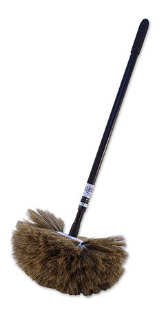 Montana Original Boars Hair Round Wash Brush & Telescopic (Hair Round Wash Brush)