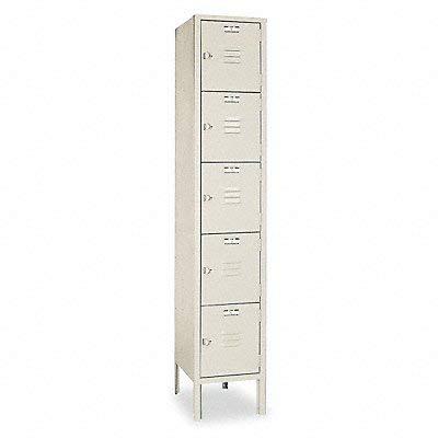 - Lyon Workspace - PP5322SU - Box Locker, 15 In. W, 15 In. D, 66 In. H