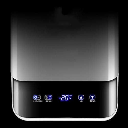 16L 12V DC 220V AC cooling ミニ12V-24Vの車の冷蔵庫の圧縮機、冷凍冷蔵庫ミニ冷蔵庫、小さな家庭用冷蔵庫の冷凍庫、インテリジェントな一定の温度、ノンフロン冷凍、一つの体は漏れを防ぐために水を貯蔵することができ、大容量 Small and can be put anywhere (Size : 18L)