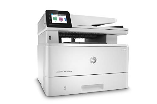 HP LaserJet Pro Multifunction M428fdw Wireless Laser Printer (W1A30A) (In One Printer Laserjet All)