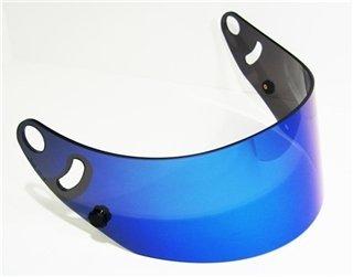 Arai GP-5W Mirror Shield Blue by Arai