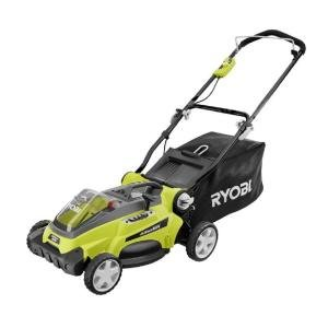 Ryobi 16 in. 40-Volt Cordless Walk-Behind Lawn Mower - Battery and Charger Not Included