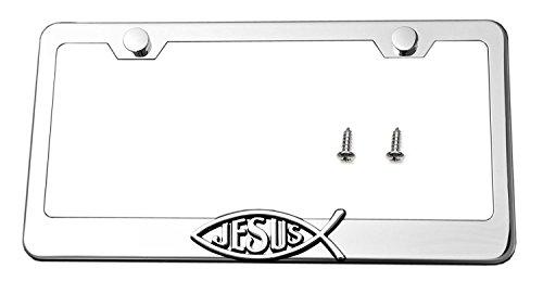 christian license plate frames 1