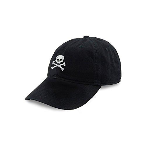 Mens Jolly Roger - Smathers & Branson Men's Hat One Size Jolly Roger/Black