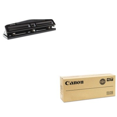 KITCNM3872B003AAUNV74323 - Value Kit - Canon 3872B003AA PF-05 Printhead (CNM3872B003AA) and Universal 12-Sheet Deluxe Two- and Three-Hole Adjustable Punch (UNV74323)
