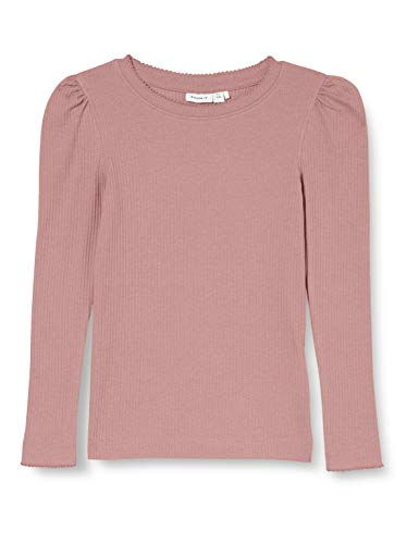 NAME IT Nmfkabexi Ls Slim Top Noos Meisjes T-Shirt
