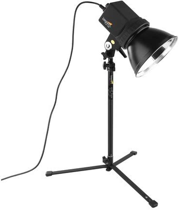 3 Pack 3 90cm Impact Two Section Back Light Stand