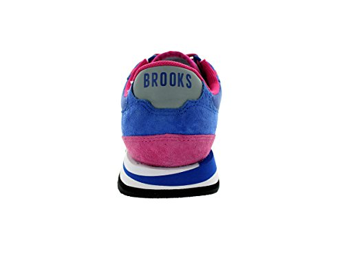 Calzado De Running Brooks Mujeres Chariot Bluepink / Blueribbon