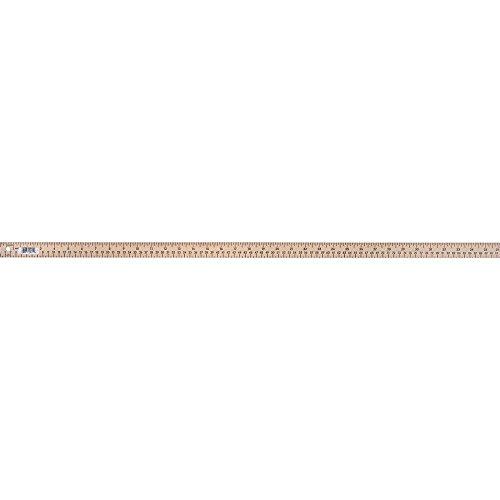 Dritz 744 Wooden Yardstick with Metal Tips, 1/4 x - Metal Dritz