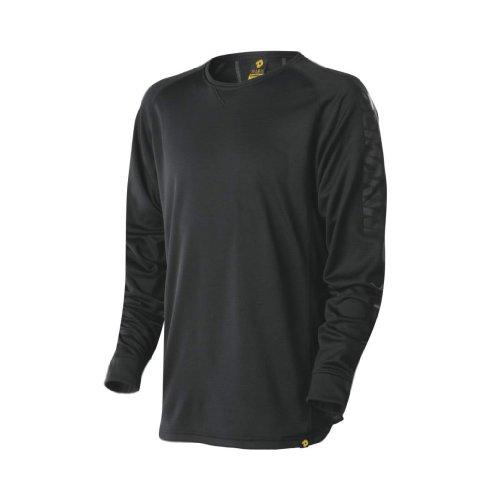 Demarini Men's Heater Fleece, Black, Large