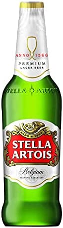 Cerveja Stella Artois, Garrafa, 550ml 1un