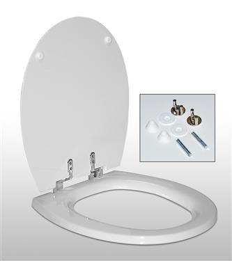 Thetford 36504 White Toilet Seat and Cover