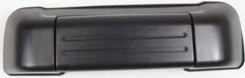 Crash Parts Plus Smooth Black Liftgate Hatch Tailgate Handle for Suzuki Grand (Grand Vitara Tail)