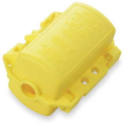 Hubbell HLDMP Lockout Device, Molded Plugs