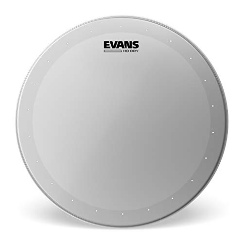 Title: Evans Genera HD Dry Drum Head, 14 Inch (B14HDD) (Best Snare Drum Head For Rock)