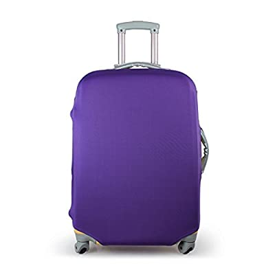 Hamimelon Travel Luggage Protector Cover Elastic Polyester Suitcase  Protection Covers Bags delicate 5399cb9893aa0