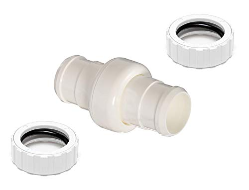 - ATIE PoolSupplyTown Pool Cleaner Hose Swivel & Hose Nut Kit Replacement for Polaris 360 Pool Cleaner Hose Swivel 9-100-3002 and Hose Nut 9-100-3109