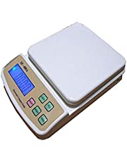 مقياس وزن رقمي للمطبخ بقدرة حمل 10 كغم