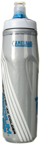 CamelBak Podium Ice Insulated Water Bottle, Cosmic Blue, 21 oz
