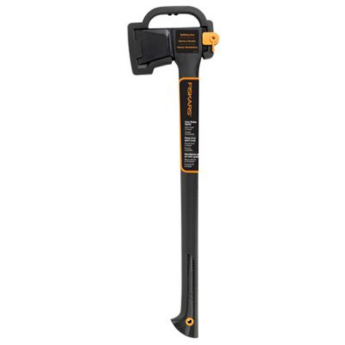 Fiskars 1308100 Splitting Axe, Black, 28 28 375591-1001