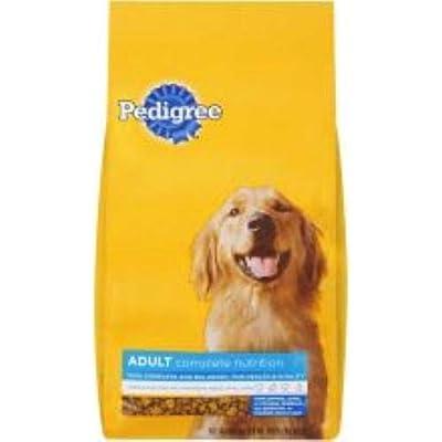 Pedigree Adult Complete Nutrition Dry Dog Food 3.5 lb (Pack of 5)