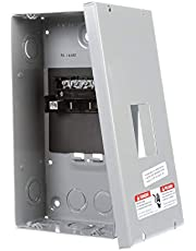 View-Pak E0204ML1060SU Siemens Indoor Main Lug Load Center