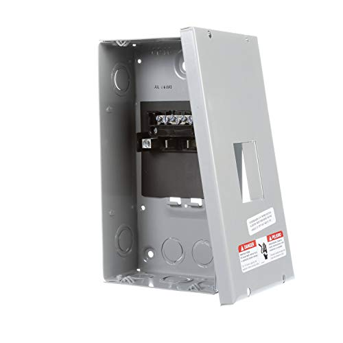 (View-Pak E0204ML1060SU Siemens Indoor Main Lug Load Center )