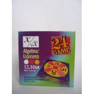 algebra card game