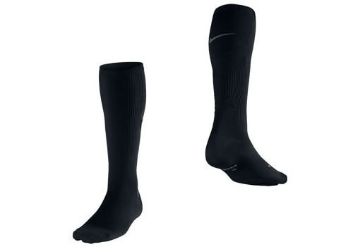 bce941864d Image Unavailable. Image not available for. Colour: Nike Unisex Dri Fit  Elite Sport Running Anti Blister Calf Compression Socks