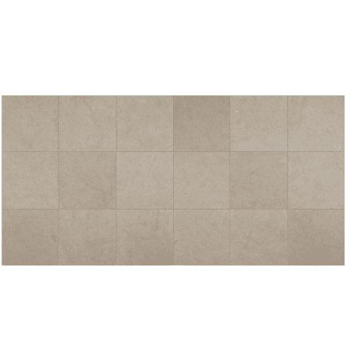 Dal-Tile L34518181U- Limestone Tile, Touques Gris Lite Honed -  Dal - Tile