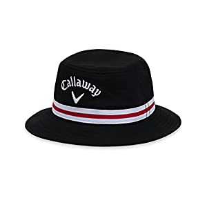 Callaway 2016 Bucket Hat, Black, Small/Medium