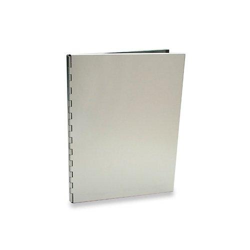 Pina Zangaro Machina Aluminum Presentation Folder, 8.5