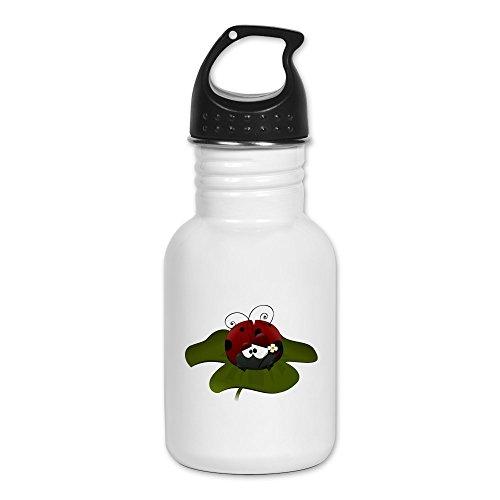 kids-water-bottle-cute-little-lady-bug-sitting-on-a-clover