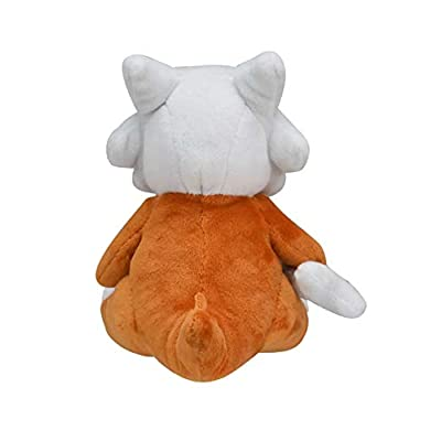Pokemon Center Original Fit Marowak Ossatueur Knogga Plush Peluche: Toys & Games