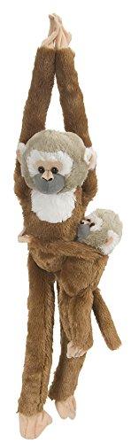 Wild Republic Squirrel Monkey Plush Toy, (Plush Squirrel Monkey)