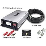 THOR Manufacturing THPW3000 KIT2 Professional Grade Inverter Install Kits