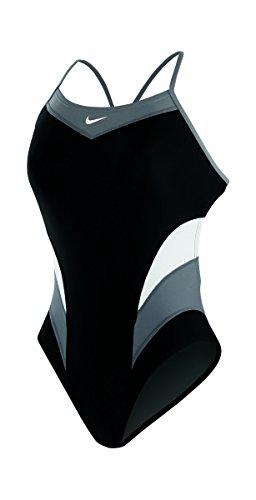 Cheap Nike Swim Women's Victory Color Block Cut-Out Tank supplier